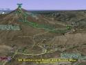 Damavand-Road&Route-Map