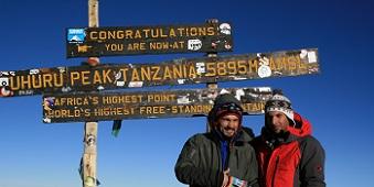 Kilimanjaro - Top of Africa-P
