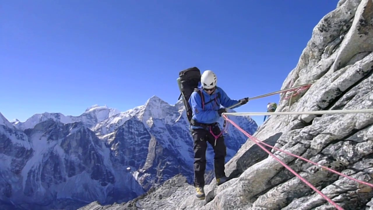 Ama Dablam Expedition Extreme Summit Team