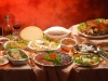 Balkan pearls - local food