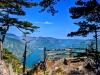 Balkan pearls - viewpoint on Perucac lake