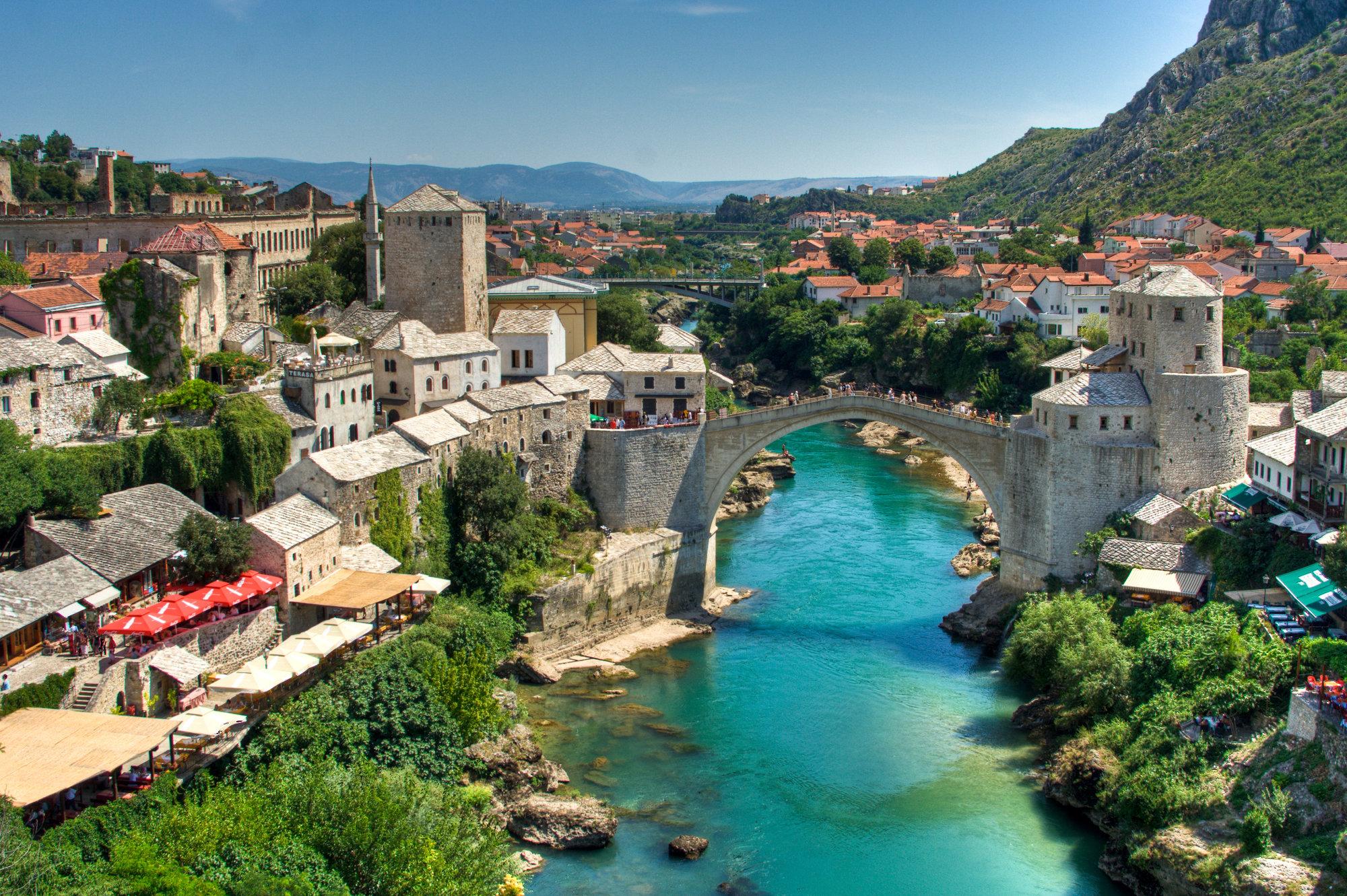 Water world - Mostar