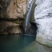 Canyoning-Balkan